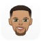 Presenting the official StephMoji™ app by Stephen Curry