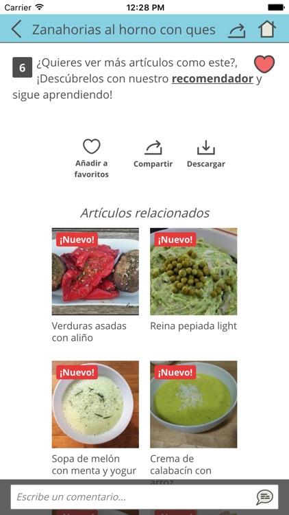 Recetas para adelgazar screenshot-4