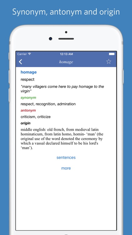 Educated Vocabulary List - quiz, flashcard and match game