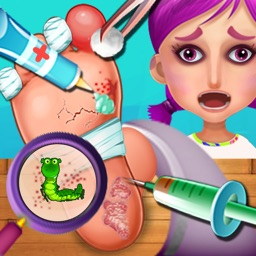 Foot Doctor for kids game