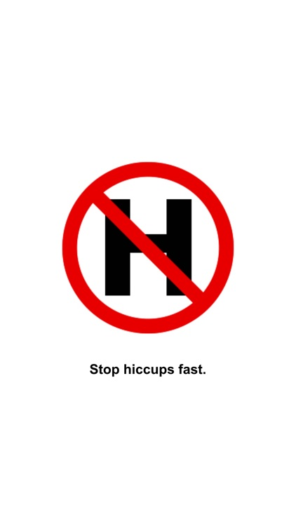 No Hiccups