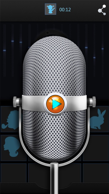 Voice Changer (Sound Effects) screenshot-1
