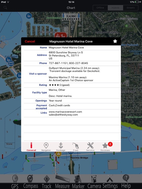Delaware Nautical Charts Pro screenshot-1