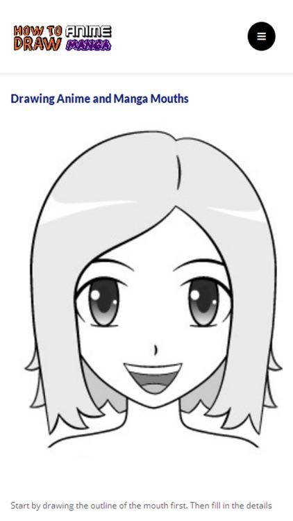 How to Draw Anime and Manga screenshot-3