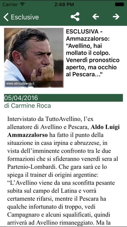 Tutto Avellino