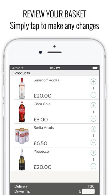 Bottle Butler screenshot-3