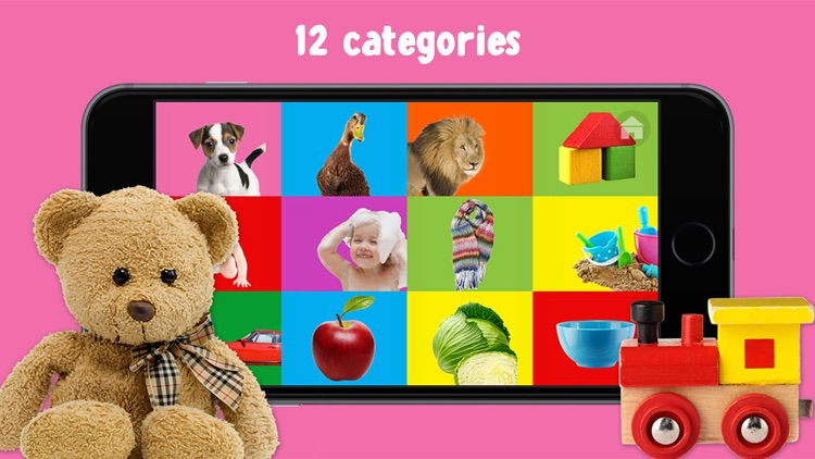 100 words for Babies & Toddlers screenshot-3
