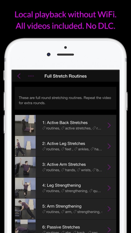 Stretching & Flexibility: Learn to Stretch Without Yoga screenshot-2