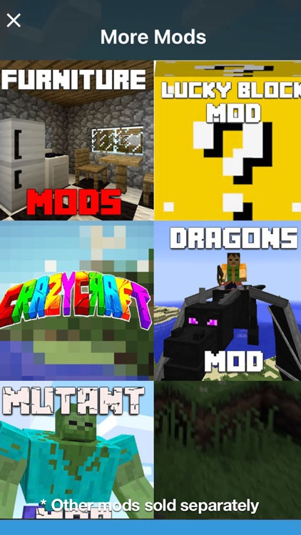 MUTANT CREATURES MODS for Minecraft PC - Best Pocket Wiki Edition & Installation Tools screenshot-4