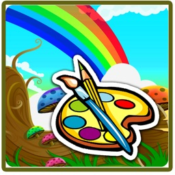 Coloring books (Animals2) : Coloring Pages & Learning Educational Games For Kids Free!