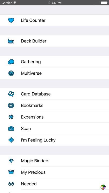 iMtG screenshot-0