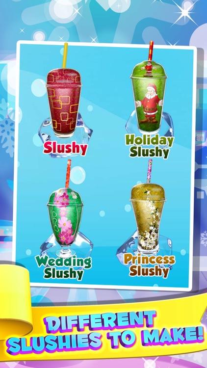 Dessert Slushy Maker Food Cooking Game - make candy drink for ice cream soda making salon!