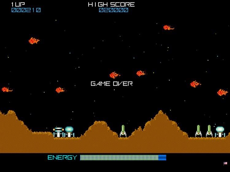 Gradius0HD screenshot-3
