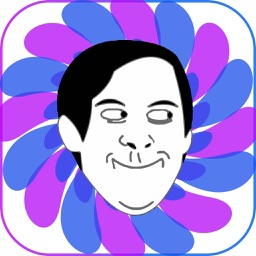Meme Match HD lite - Add Text to Photos & Create Meme of Rage Face