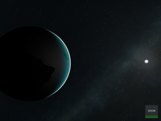 UNIVERSE SIMULATOR screenshot