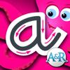 Dibuja el abecedario - Juegos gratis para los niños