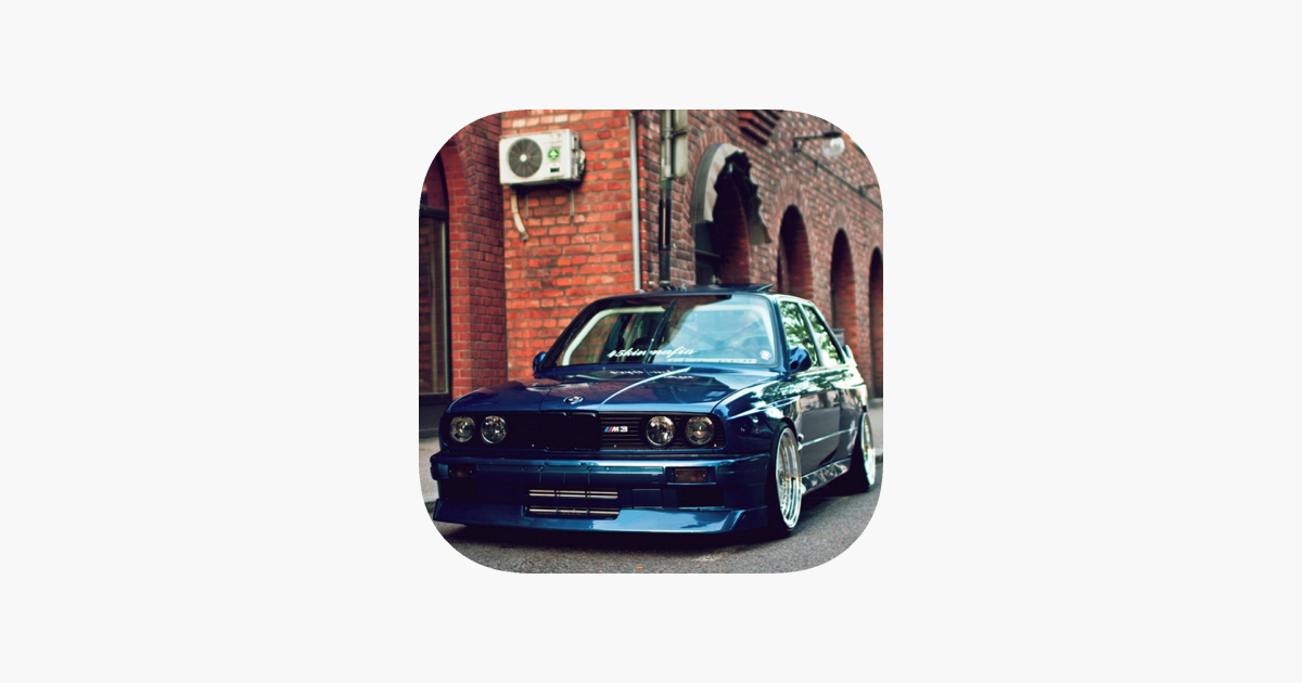Hd Car Wallpapers Bmw M3 E30 Edition On The App Store