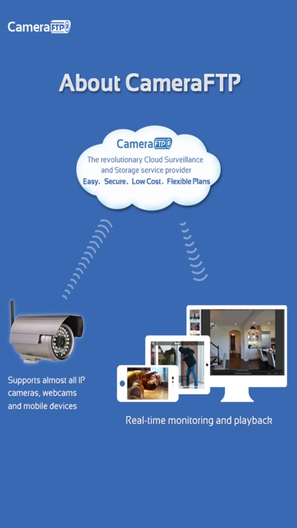 CameraFTP Mobile Security Camera