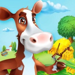 Happy Farmer - Harvest Village Town Farm Kingdom