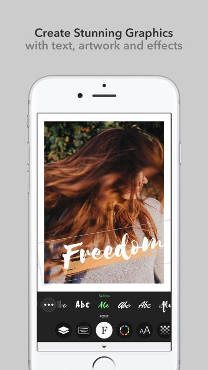 LetterGlow - Creative Design screenshot-0