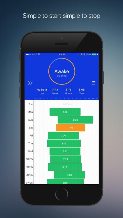 SleepTrack - The easy way to track your sleep