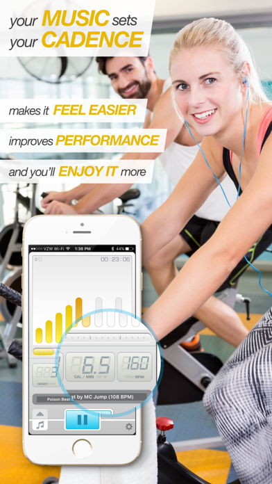 BeatBurn Indoor Cycling Trainer - Low Impact Cross Training for Runners and Weight Lossのおすすめ画像4