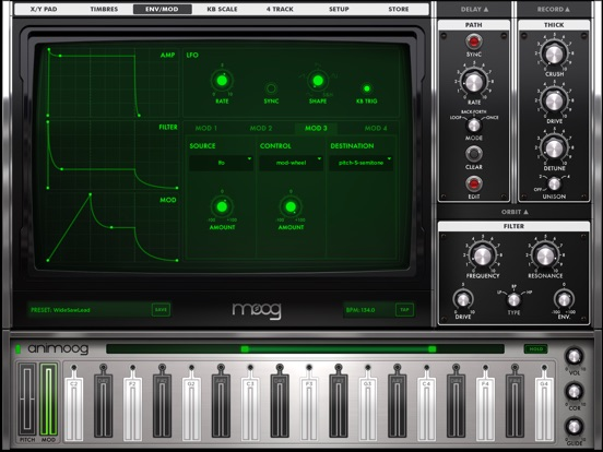 Screenshot #3 for Animoog
