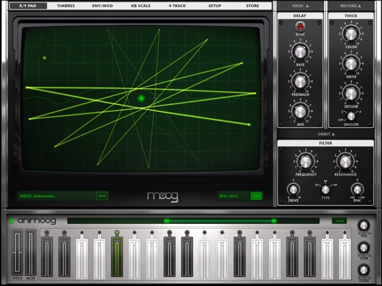 Screenshot #5 for Animoog
