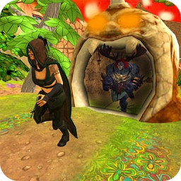 Jungle Princess Run