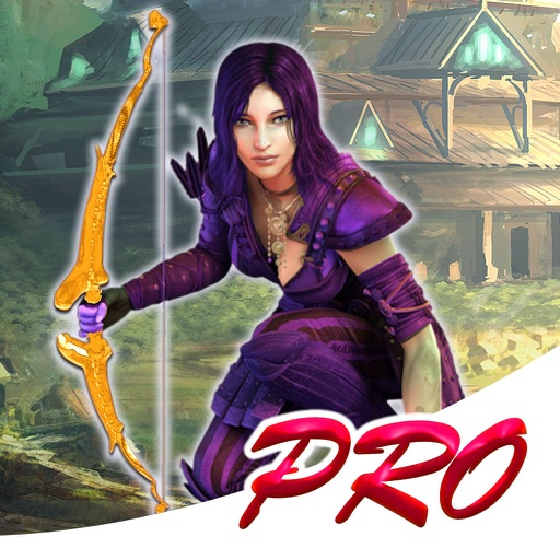 Archery Shooter Girl PRO - Bow and Arrow Game