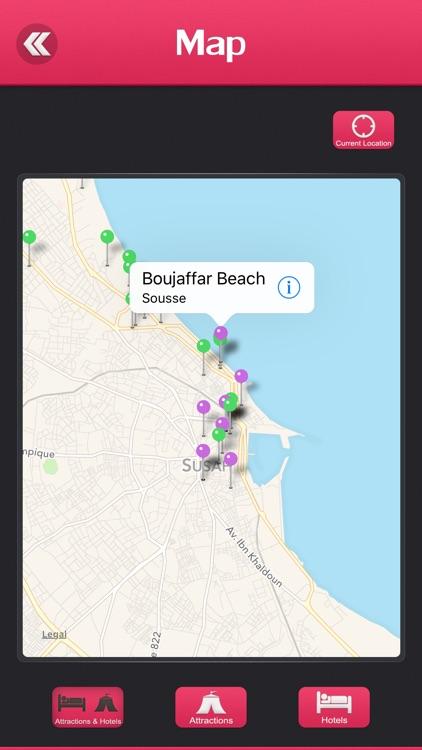 Sousse City Travel Guide screenshot-3