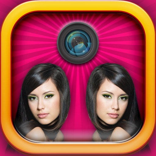 Mirror Camera Effects – Photo Reflection Blender for Making Cool Clone Pics