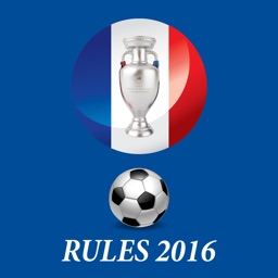 Rules - for Euro 2016