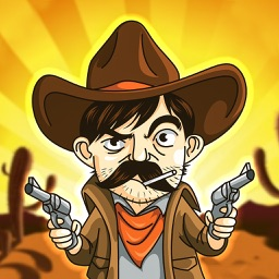 Cowboy Shooting 2D Western Gang - Hunt the Outlaws Stationed in the Far Western Town
