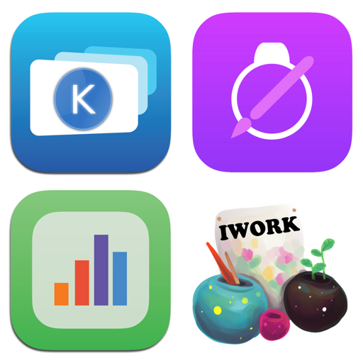 Template Collection for iWork