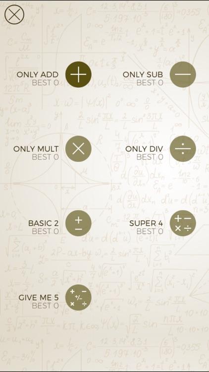 Mathematical Run screenshot-4