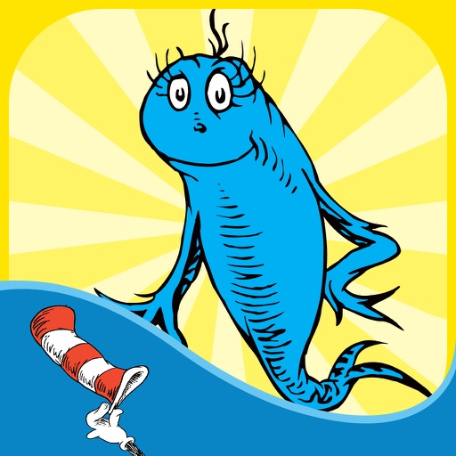 One Fish Two Fish Red Fish Blue Fish - Read & Learn - Dr. Seuss