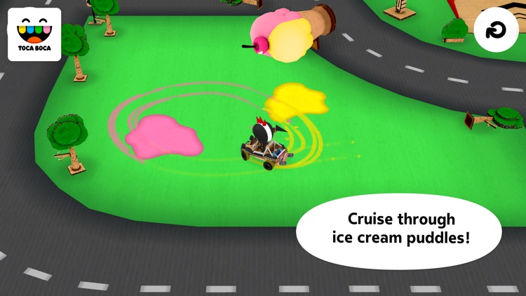 Toca Cars screenshot-3