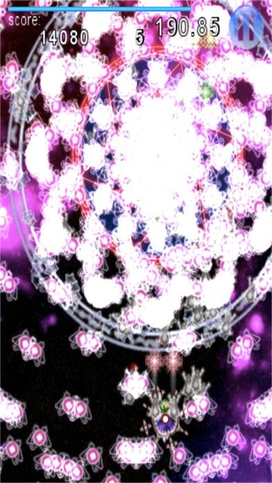 東方弾幕夢 [無料の超美麗弾幕STG]のスクリーンショット5