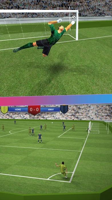Soccer Game - Pro League Football Tournament