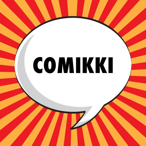 COMIKKI - Your Comic Life : Automatic Selfie Cartoon Photo Strip Camera Pro+