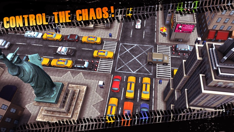 Traffic Panic London screenshot-4