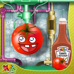 Tomato Ketchup Factory – Make carnival food in this cooking mania game for kids