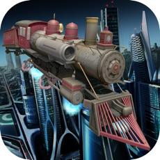 Activities of Flying Train Simulator 3D Free 2016