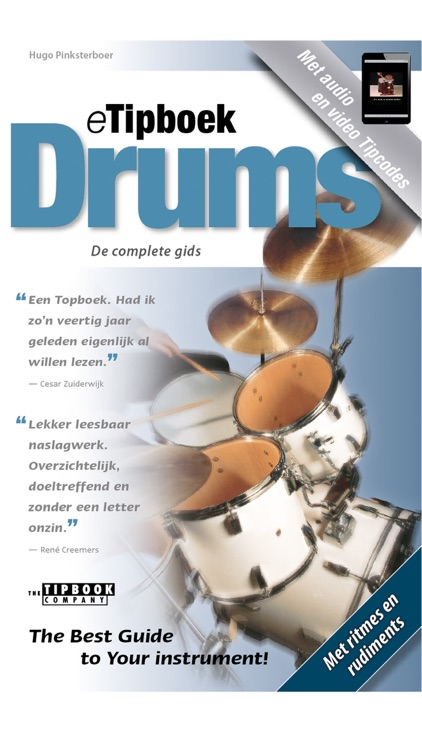 eTipboek Drums