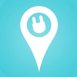 PlugFinder - Charging station finder