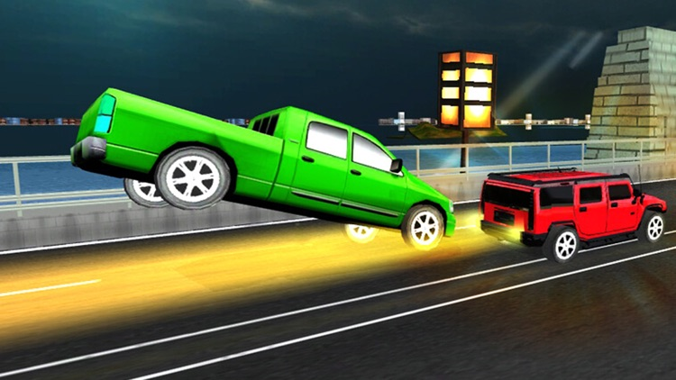 City Car Racing 3d. screenshot-4