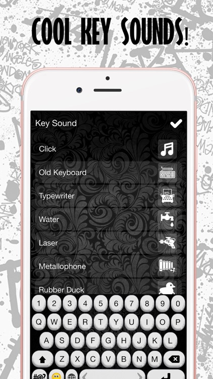 Fashion Keyboard Design.er – Custom Keyboards Themes with Fancy Backgrounds, Emoji.s and Fonts screenshot-4