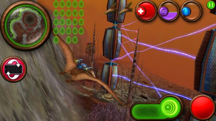 Nanosaur 2 Free screenshot-3