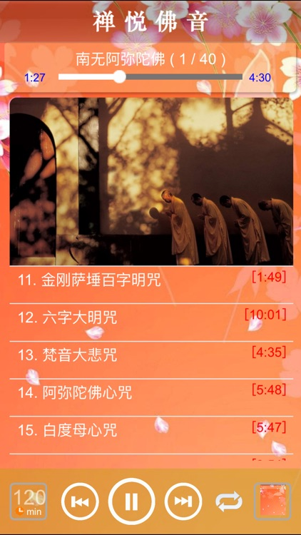 禅悦·佛音佛歌精选·Best of Best Buddha screenshot-2